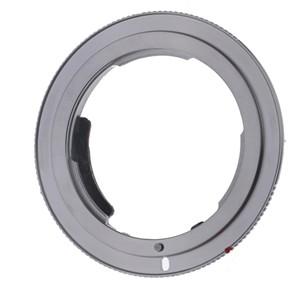 Adaptador bocal Nikon para câmeras bocal EOS EF.